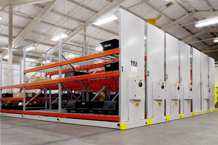 Workspace Technology | Florida | Industrial Shelving