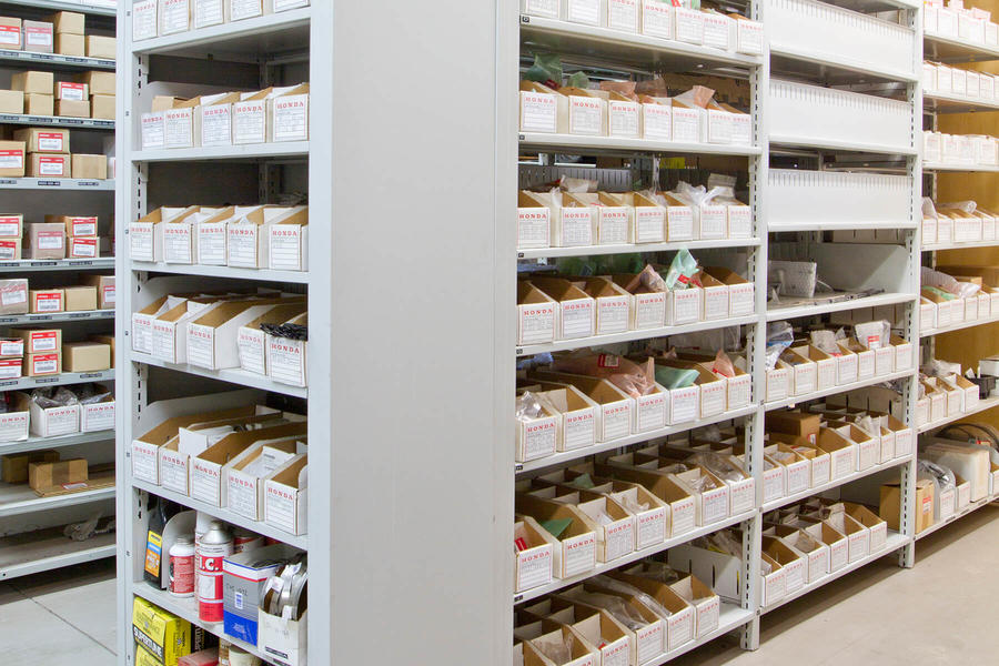 Workspace Technology | Florida | Shelving Systems