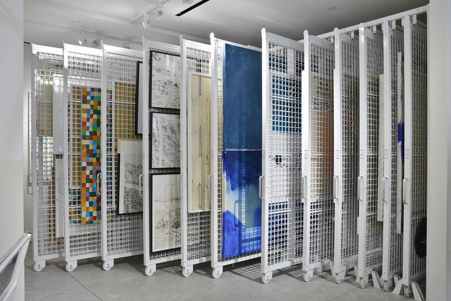 Workspace Technology | Florida | Art Storage Racks